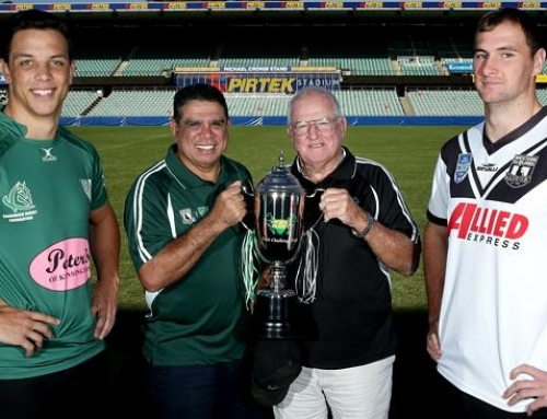 Randwick's Galloping Greens and Western Suburbs Magpies to play in hybrid game for charity