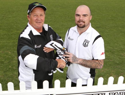 Tommy Raudonikis gets on board for hybrid rugby clash between Western Suburbs Magpies and Randwick Galloping Greens
