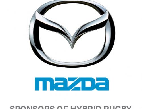 MAZDA HYBRID RUGBY KICKS OFF